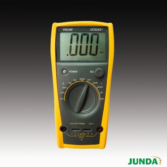 vc6243  数字式电感电容表