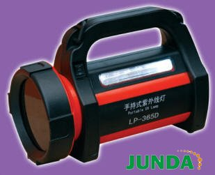 LP-365D高强度黑光灯,LP-365D荧光探伤灯