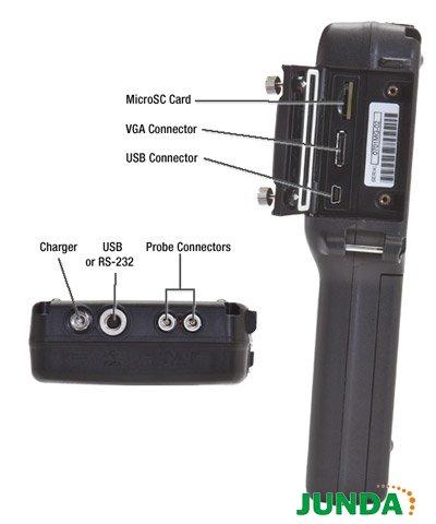 奥利巴斯38DL PLUS超声测厚仪