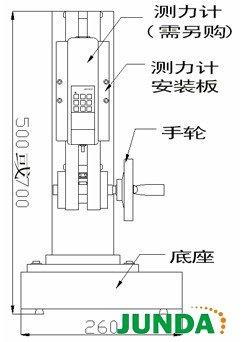 svh-1000n测量机台结构图