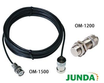 om-1200,om-1500电磁感应式转速传感器